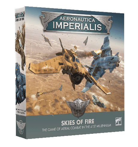 Skies of Fire—Box Image